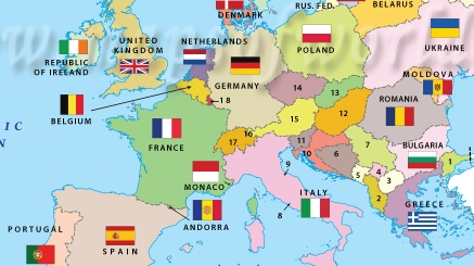 european-countries-flags